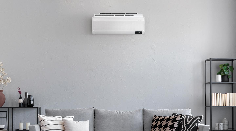 WindFree Pure 1.0, il condizionatore Samsung che migliora l'aria in casa