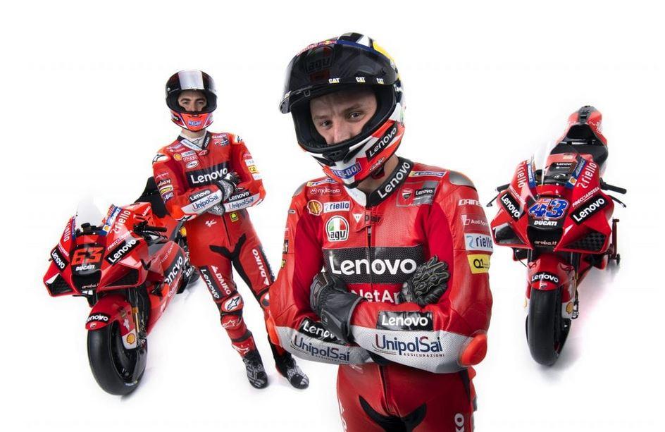 Ducati Lenovo