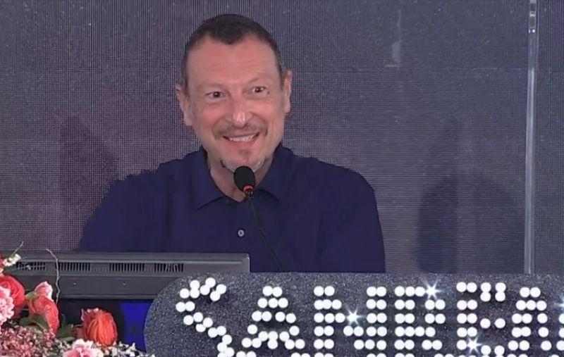 """Sanremo, Amadeus """"Non era scontato portare a casa il festival"""""""