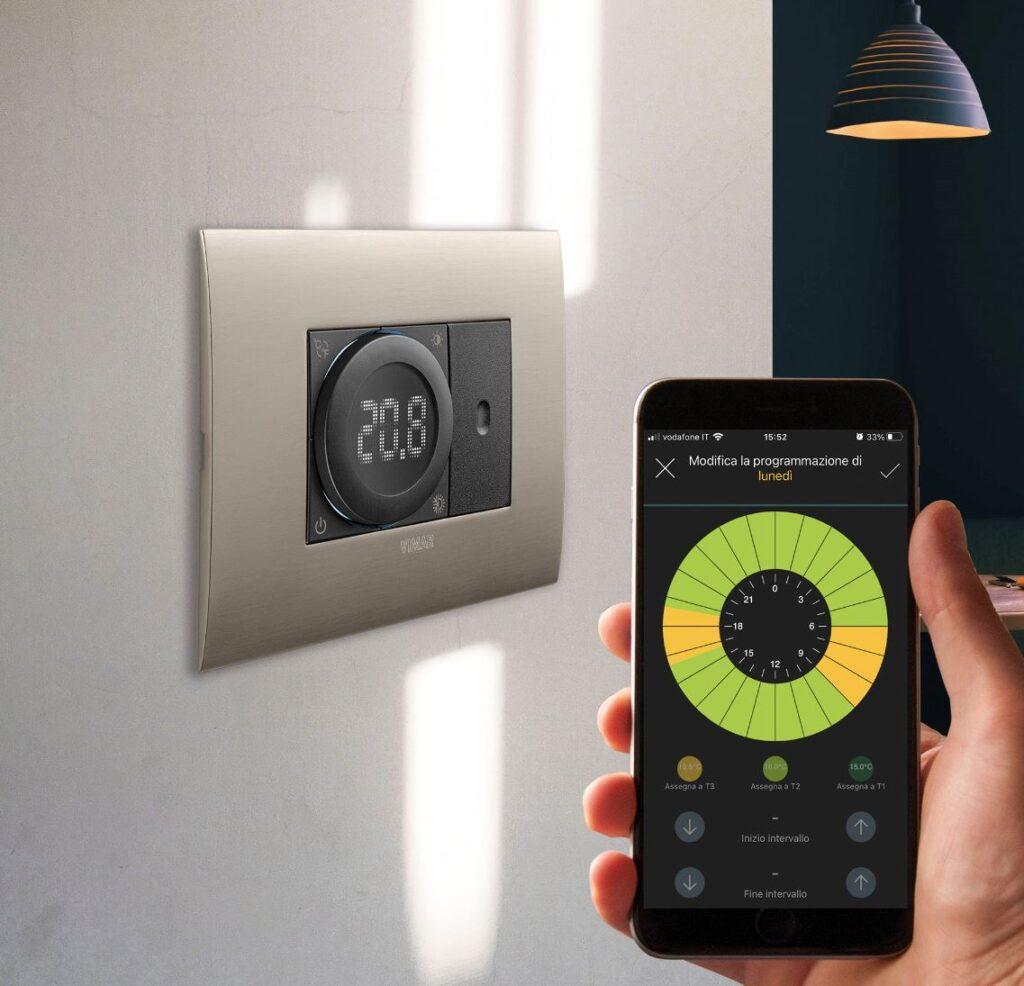 termostato smart