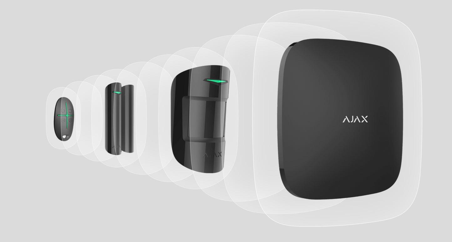 Il sistema di sicurezza Ajax per casa e ufficio: la prova
