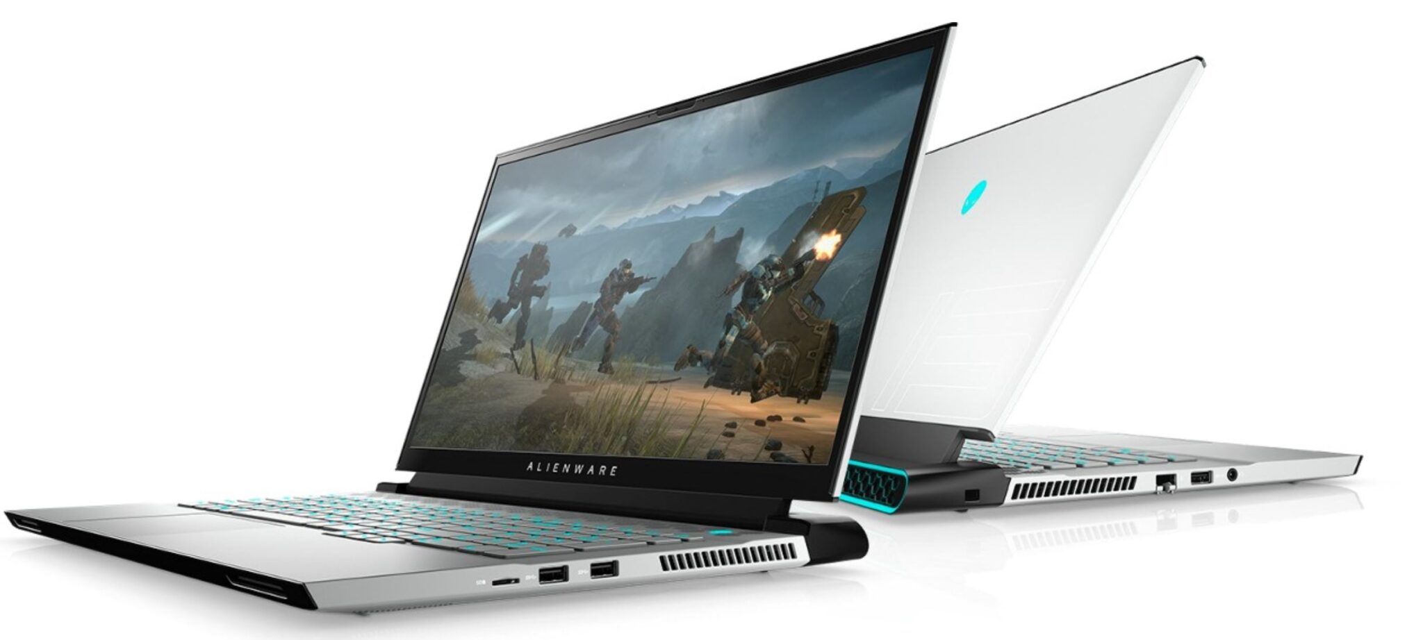 I nuovi Pc Alienware di Dell per il gaming con tastiera Cherry MX