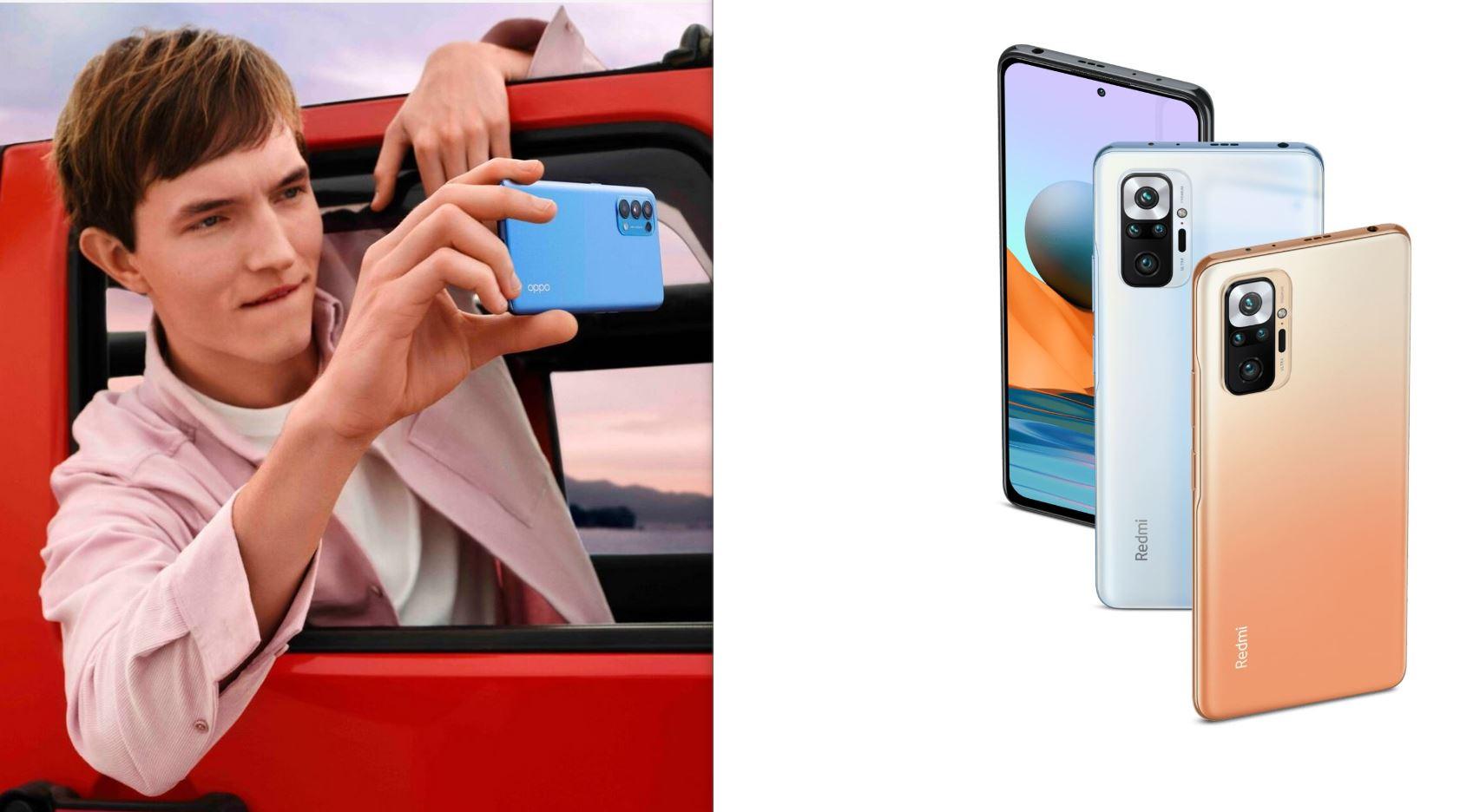 Le novità Oppo e Xiaomi ora disponibili in Italia