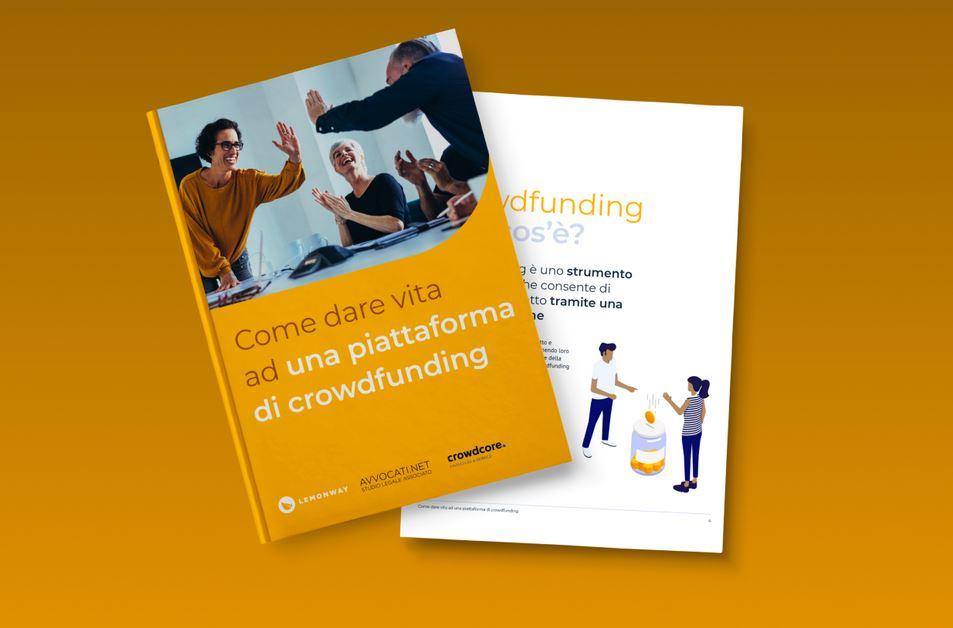 Il libro gratuito che vi insegna a costruire una piattaforma di crowdfunding