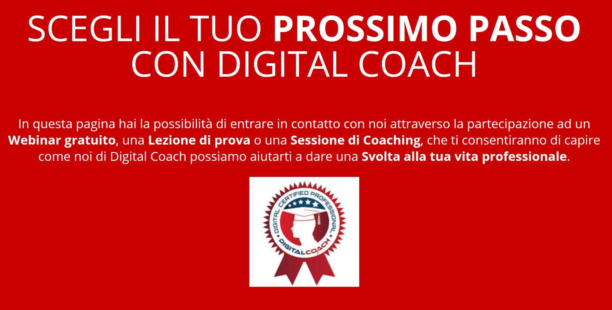 Digital Coach e i risultati dell'indagine sul commercio online