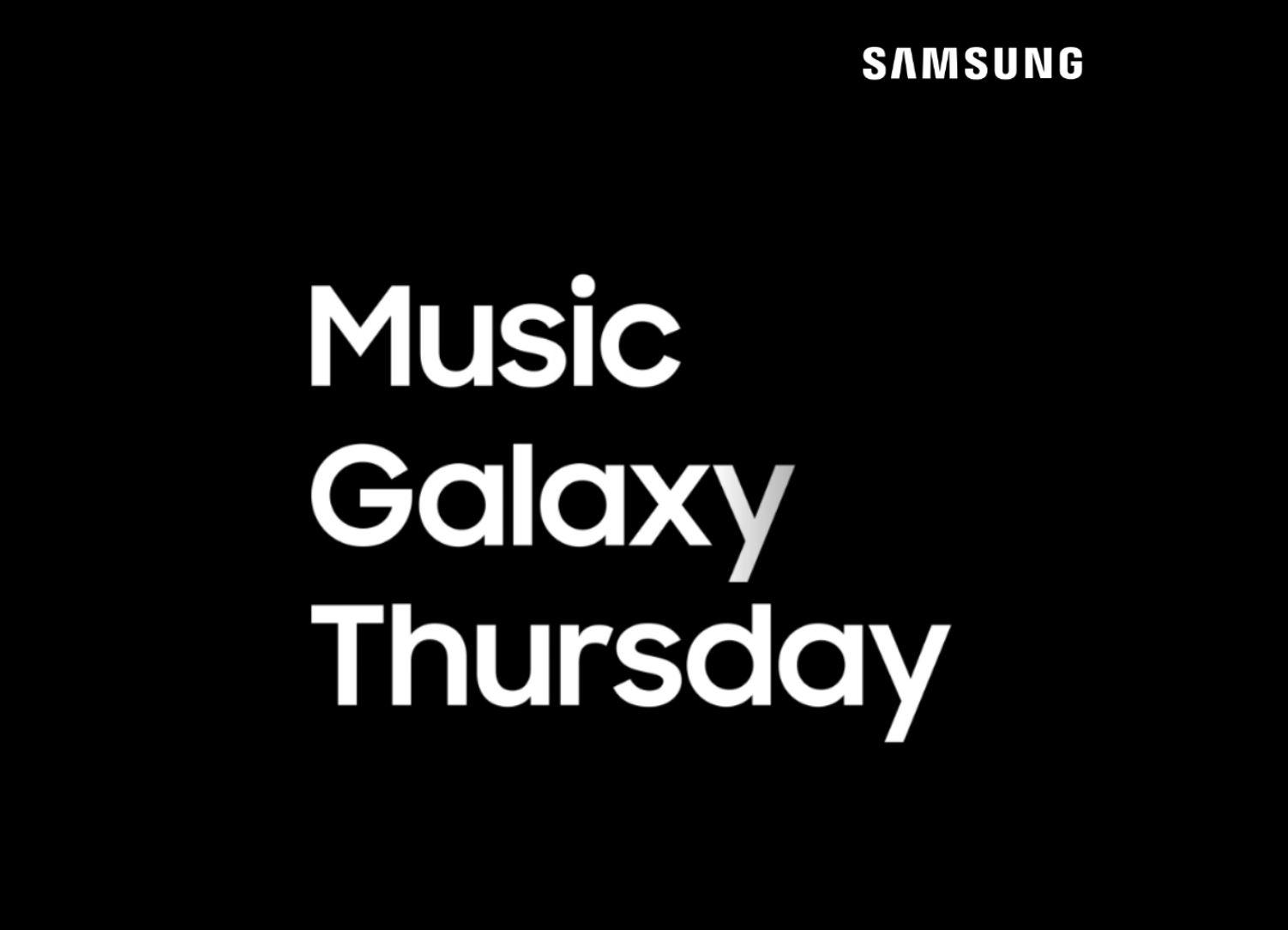 Samsung lancia i Music Galaxy Thursday con YUNGBLUD e Madame