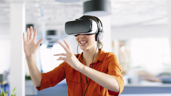 realtà virtuale per le aziende