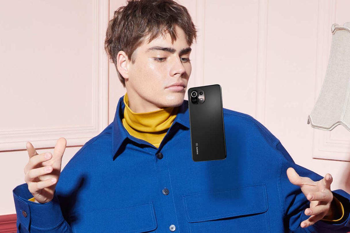 Mi 11 Lite 5G di Xiaomi ora è disponibile in Italia