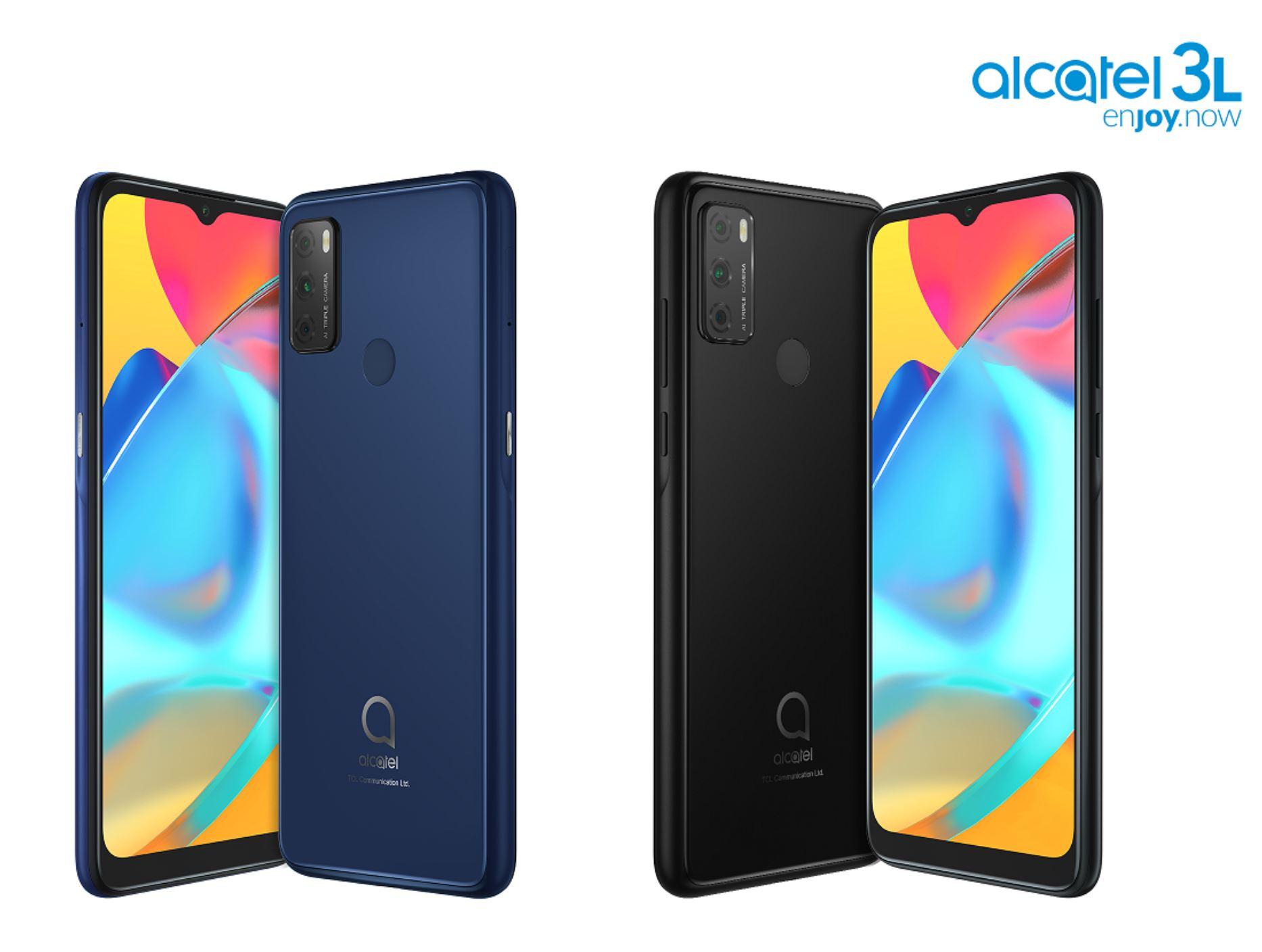 3L e 1S, gli smartphone economici di Alcatel