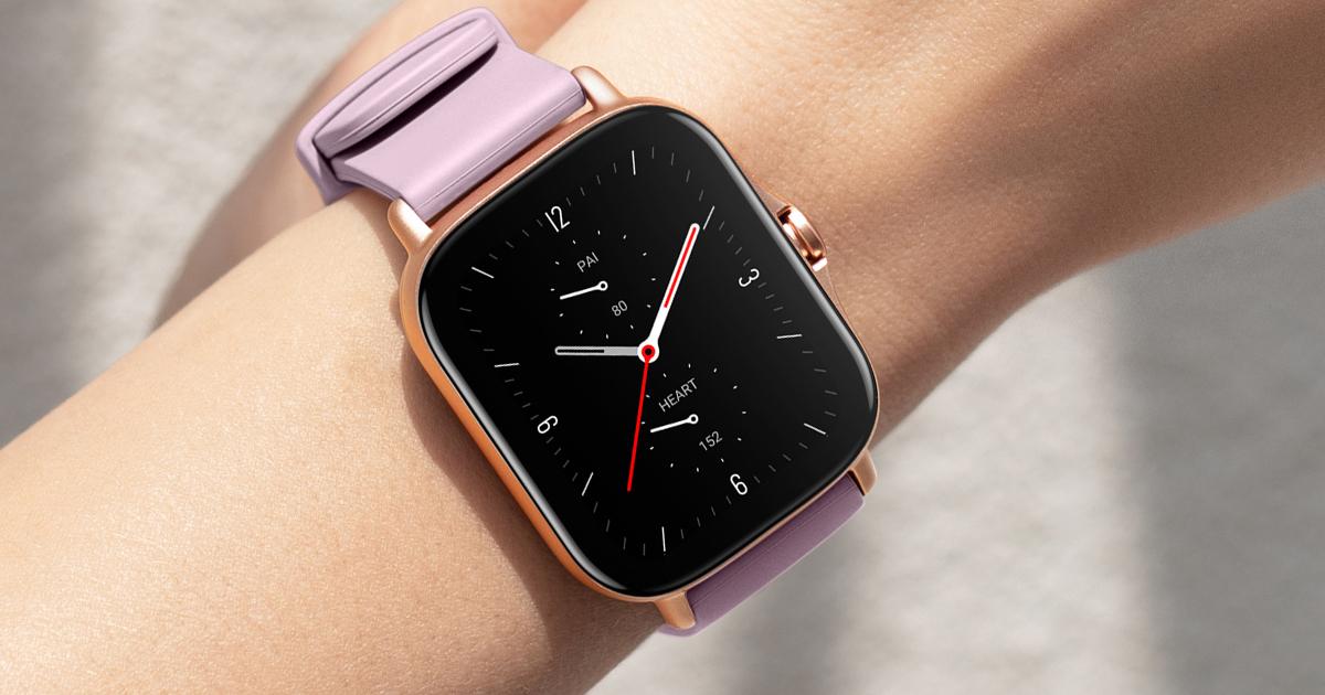 La prova dello smartwatch Amazfit GTS 2e