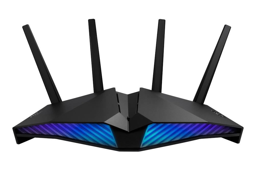 Il modem router ASUS DSL-AX82U con WiFi 6