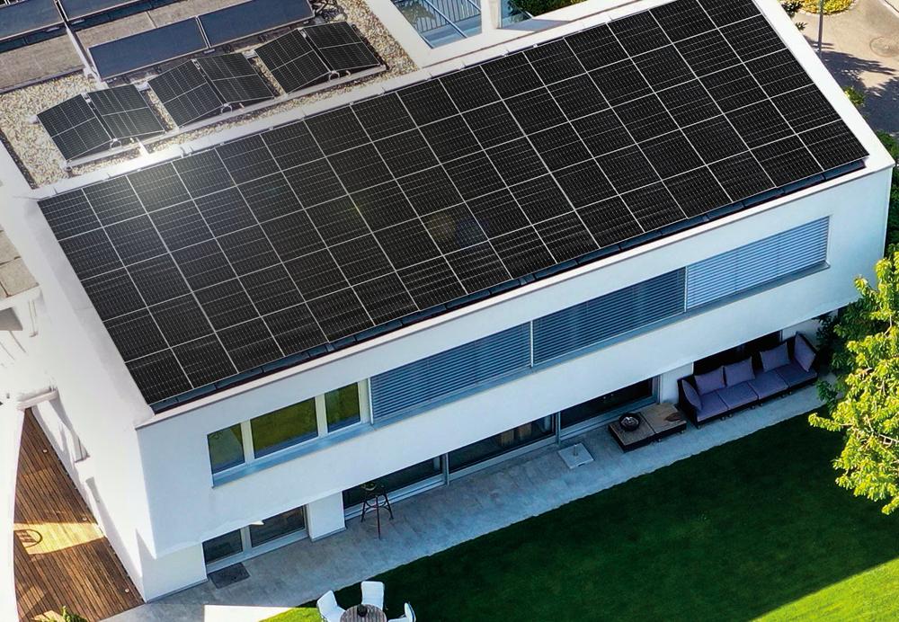 I moduli fotovoltaici serie NeON H e NeON R di LG