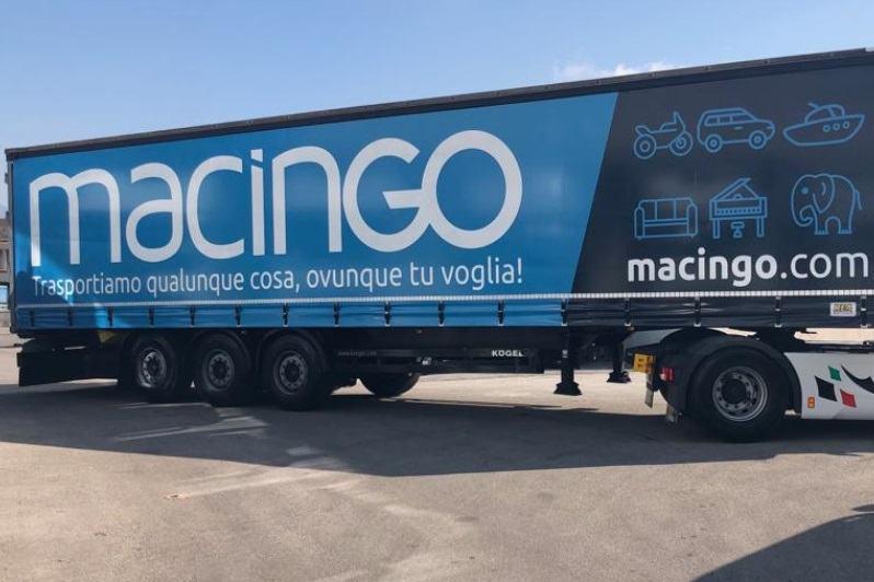 Accordo Subito-Macingo per il tasporto di merci ingombranti