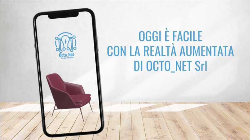 Octo_Max, il software di Realtà Aumentata per portali e-commerce