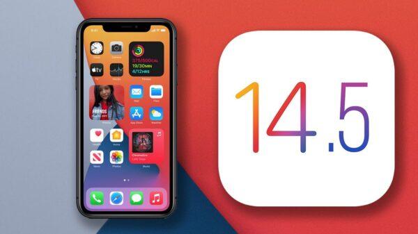 aggiornamento apple iOs 14.5