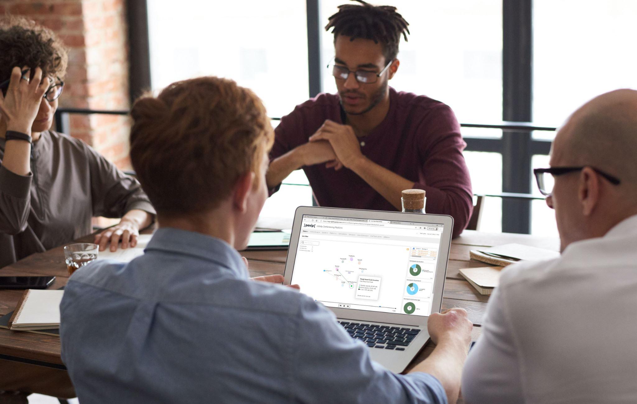 Pexip, la piattaforma totale per riunioni e videoconferenze