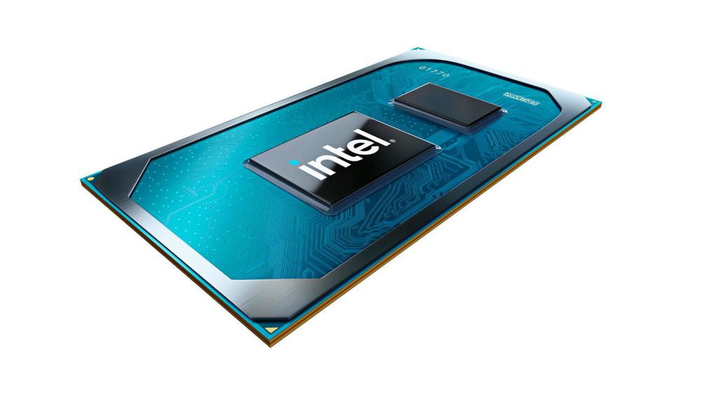I nuovi processori Intel Core di undicesima generazione