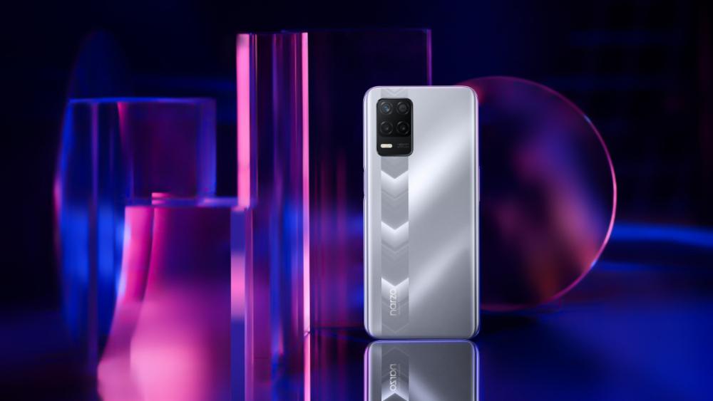 La serie di smartphone Narzo di realme