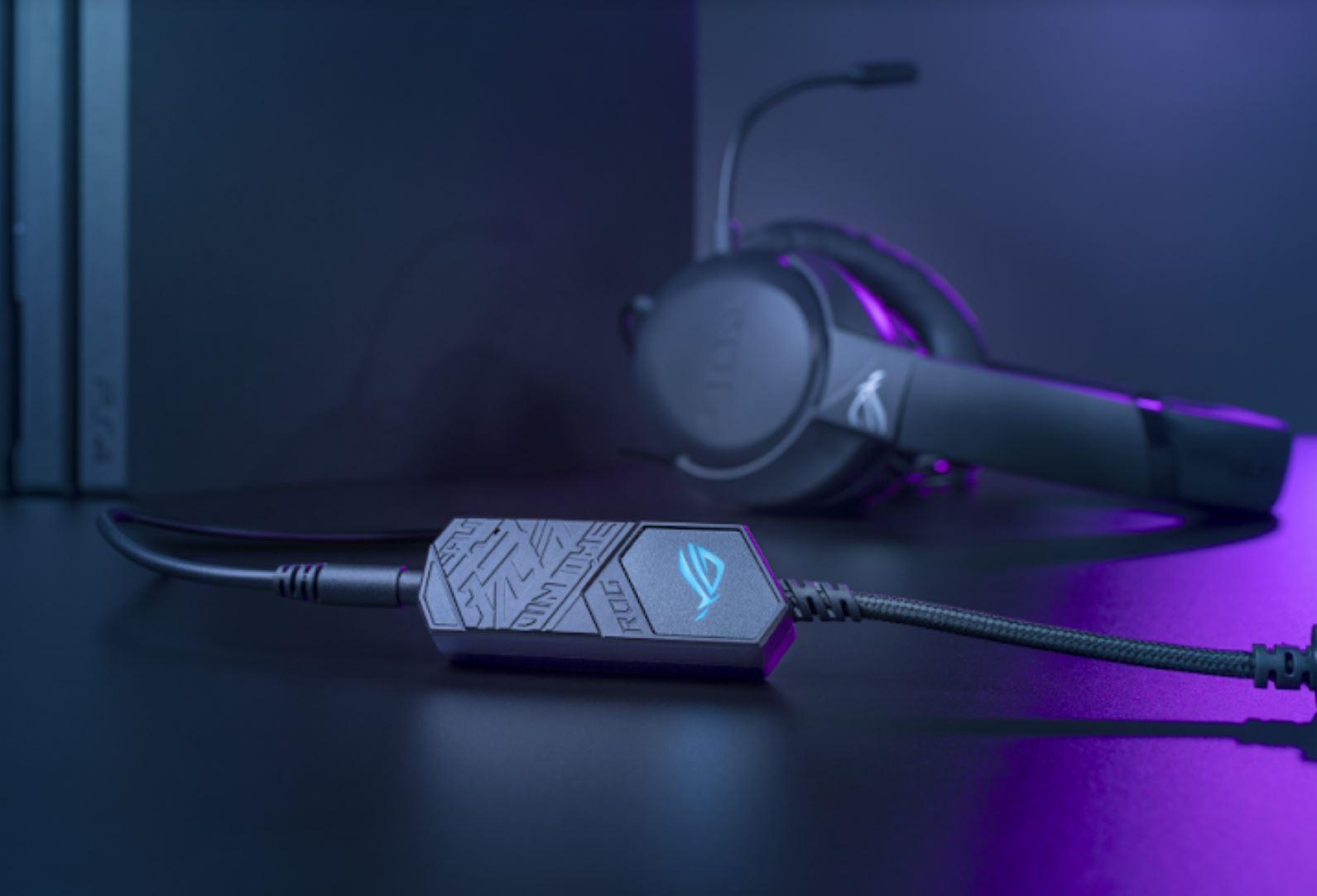 I dispositivi ROG per l'audio da gaming (e non solo) di Asus