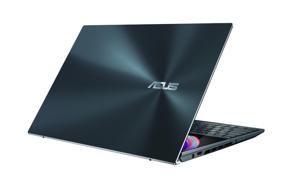 ASUS: arriva in Italia ZenBook Pro Duo 15 OLED