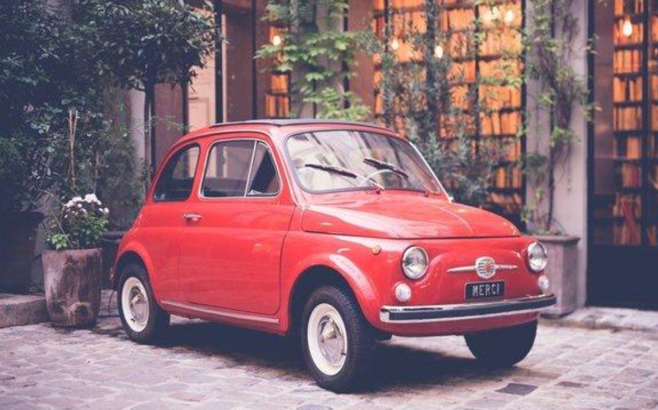 La tecnologia GRAFY-TECH per il restauro delle Fiat 500