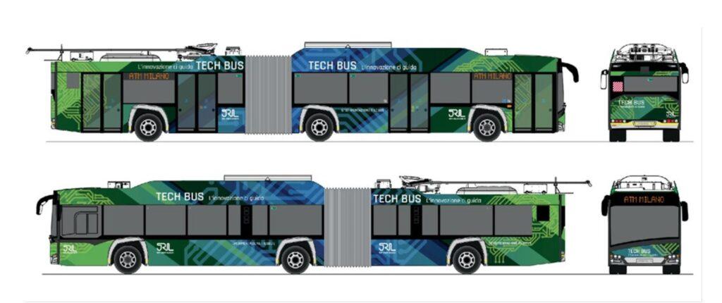 tech bus mobilità urbana 5g