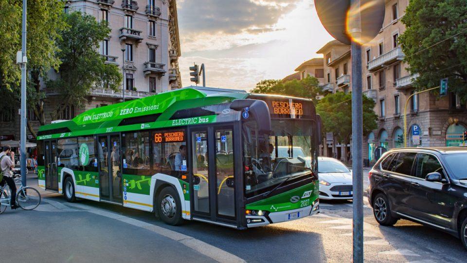 TECH BUS, a Milano la nuova mobilità urbana in 5G