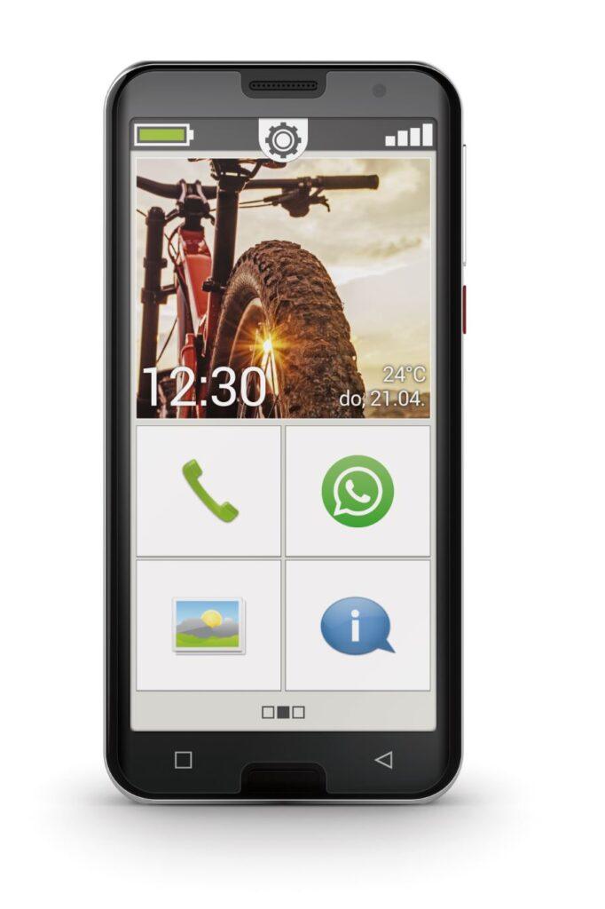 smartphone senior emporia