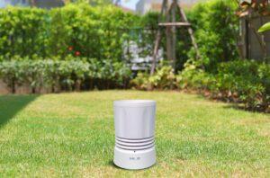 il pluviometro smart explore scientific