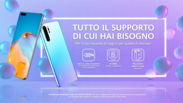 servizi Huawei