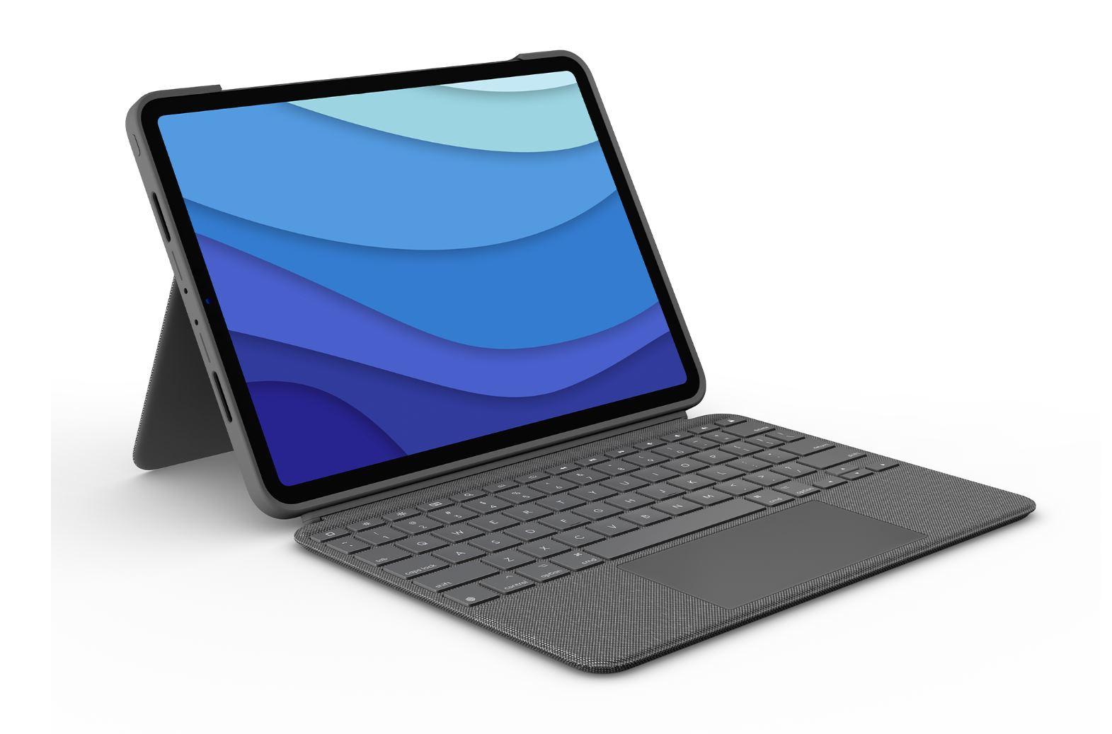 Accessori Apple: la nuova Logitech Combo Touch per iPad Pro