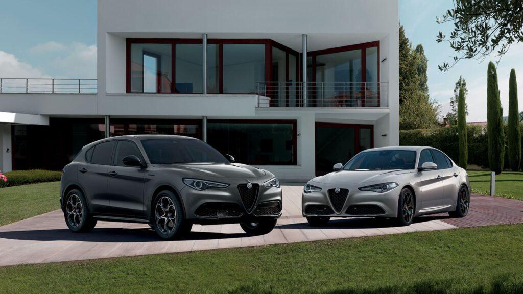Alfa Romeo Web