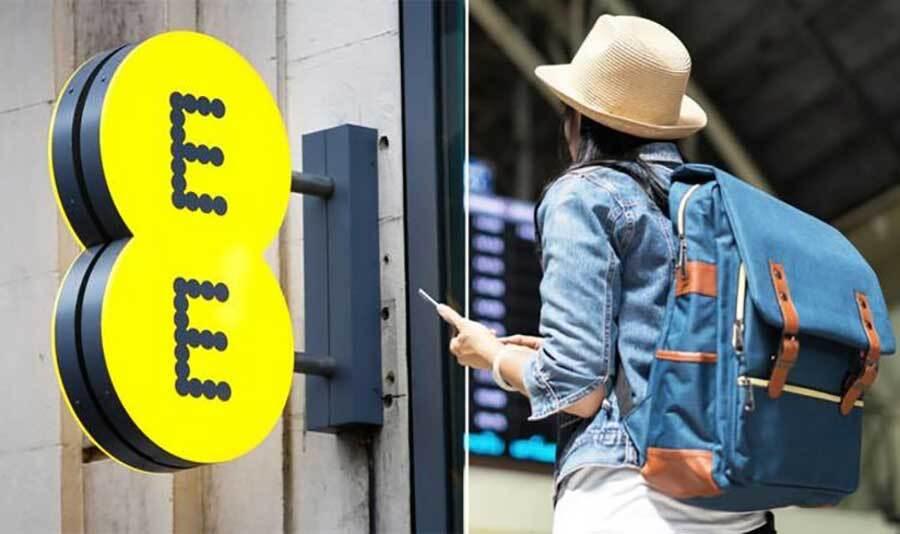 EE primo operatore a reintrodurre il roaming in Gran Bretagna