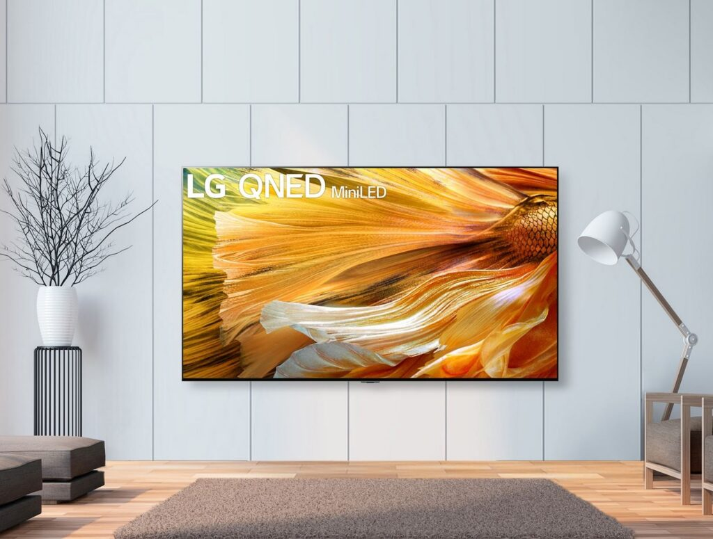 Tv LG QNED in Italia