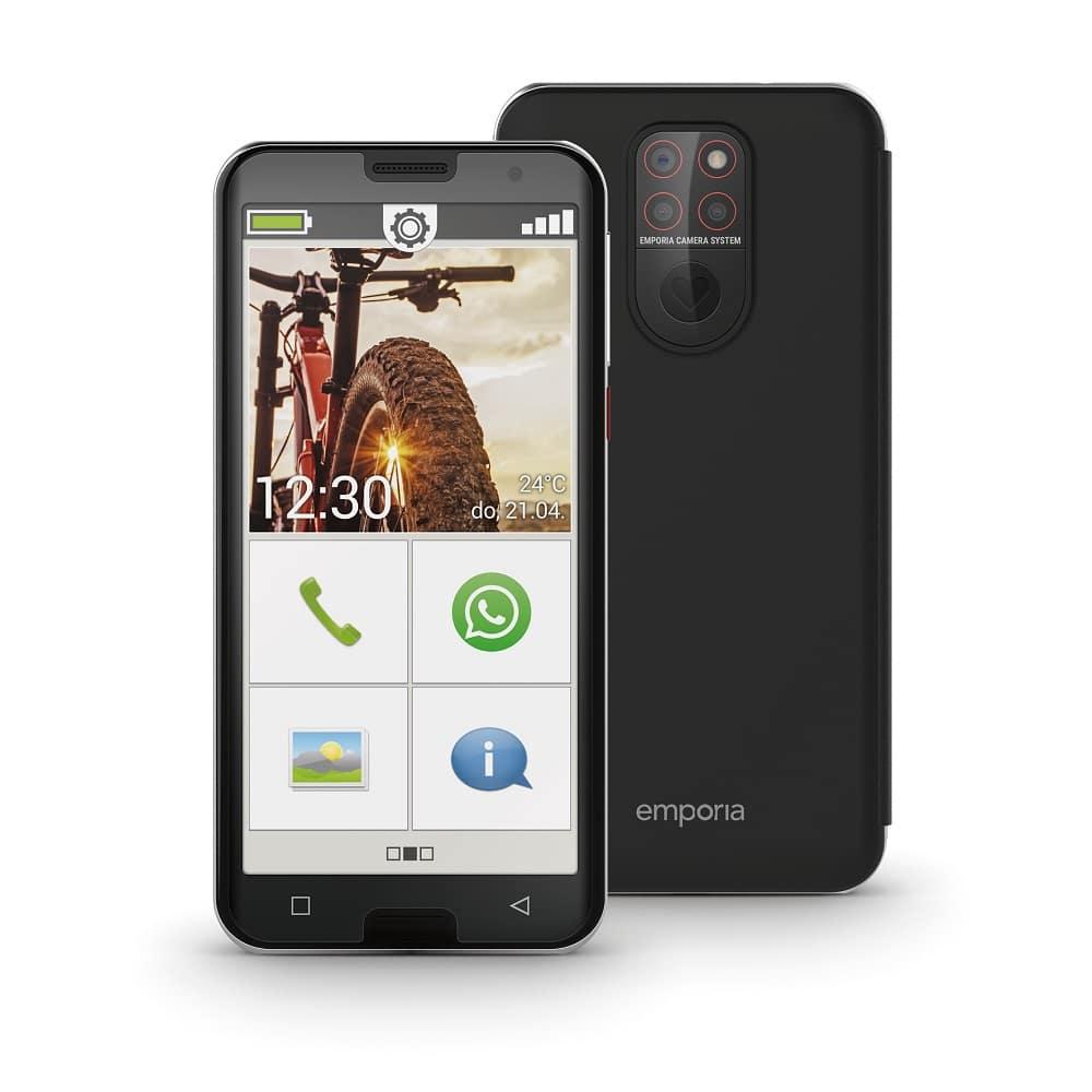 La recensione di emporia SMART.5, lo smartphone senior