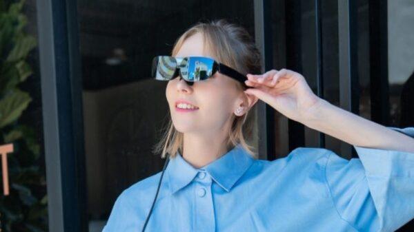 TCL occhiali smart
