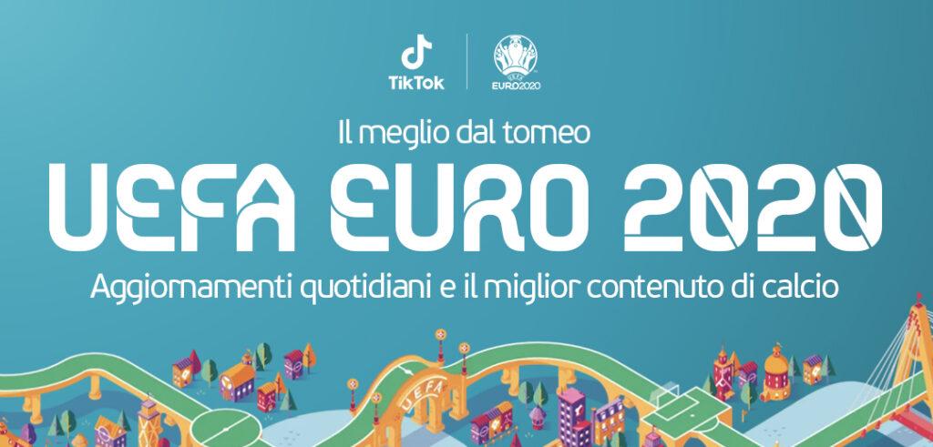 TikTok Euro2020