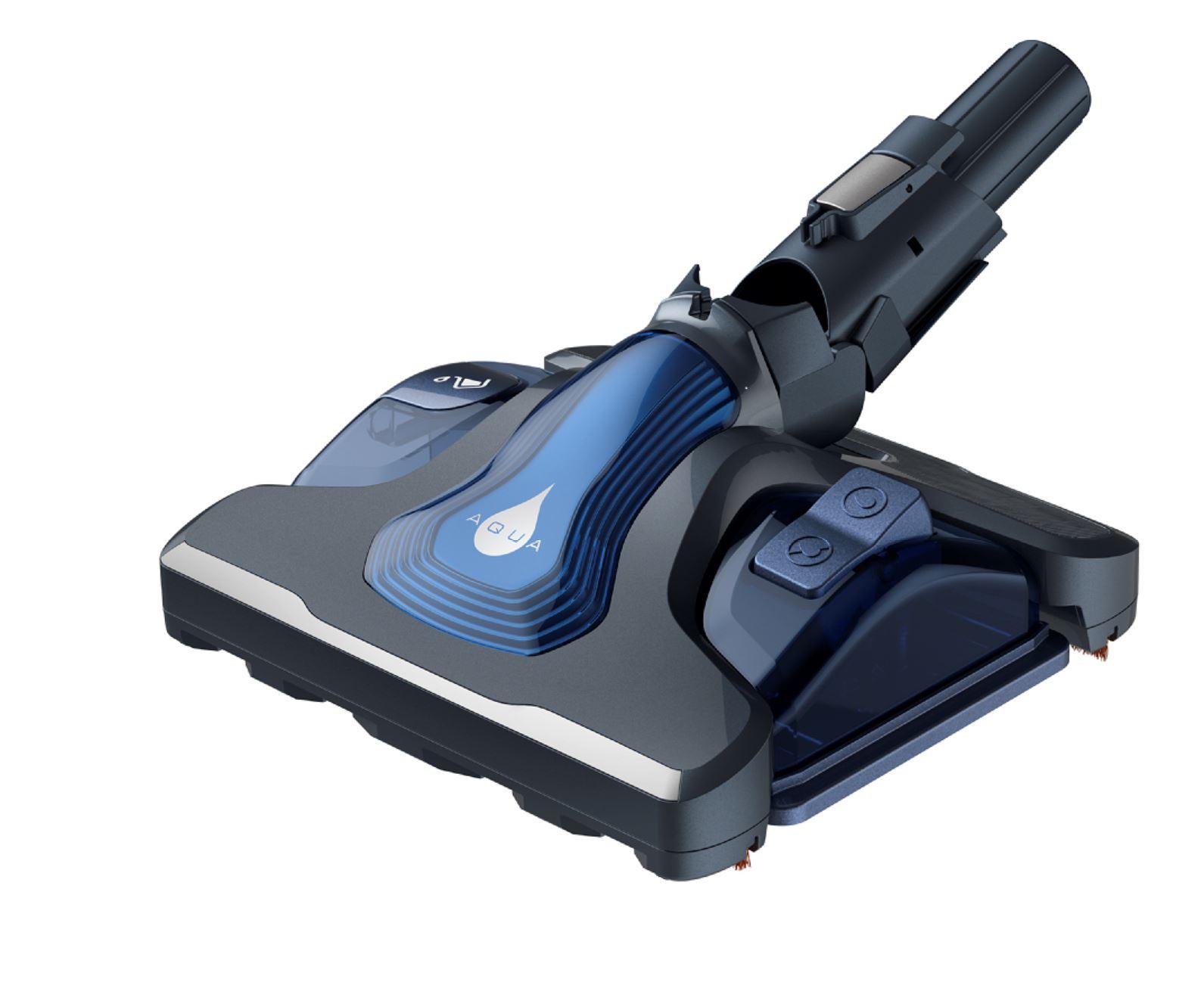 Aqua, l'accessorio Rowenta per le scope elettriche