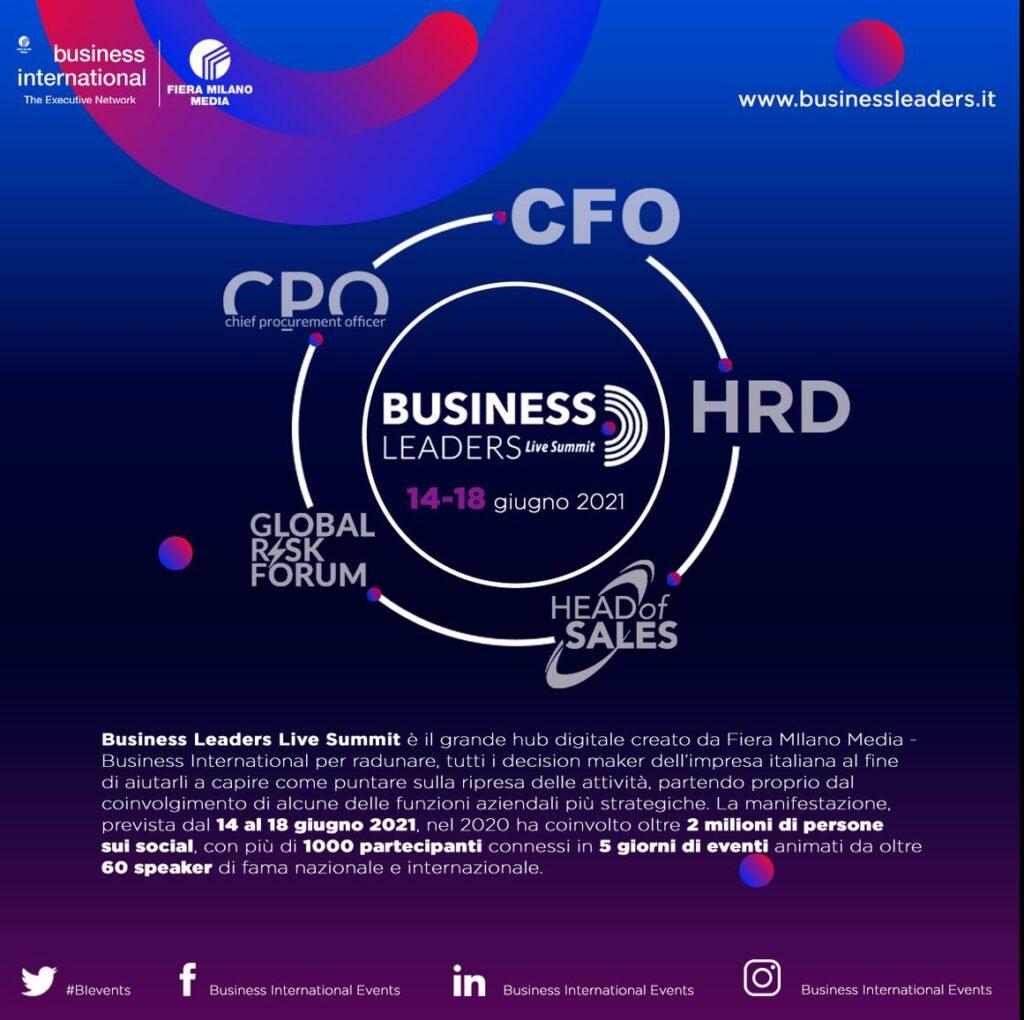Business Leader Fiera Milano