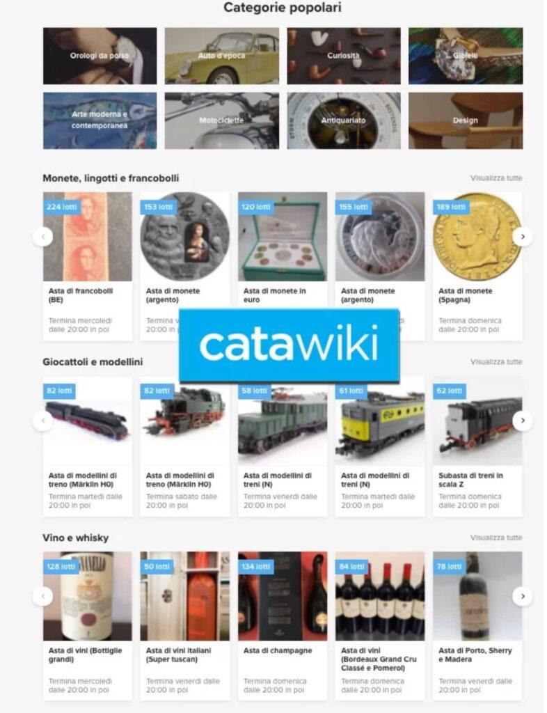 catawiki aste online