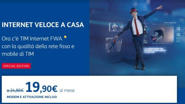 connessione internet FWA