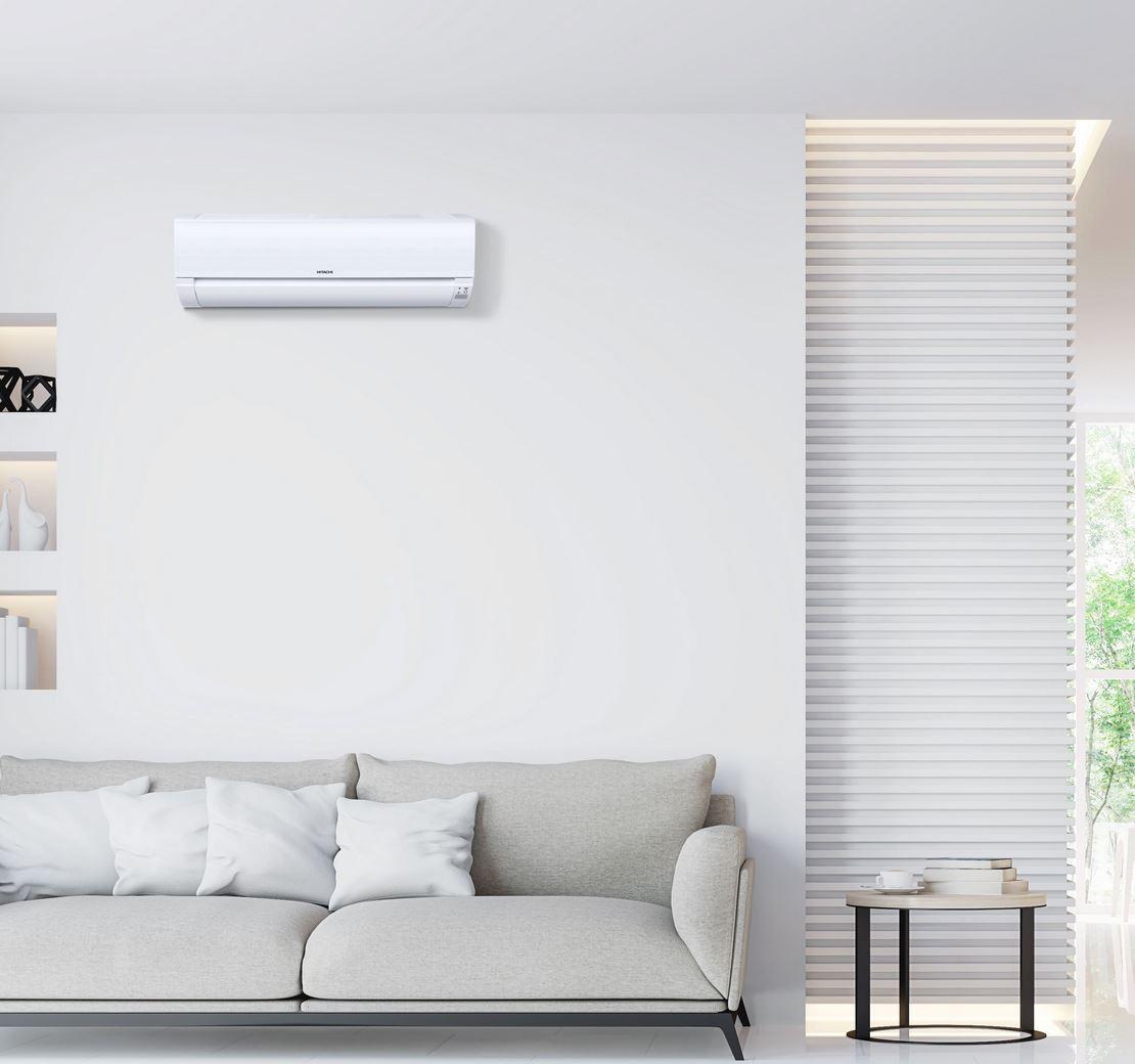 I climatizzatori Hitachi con sistema FrostWash