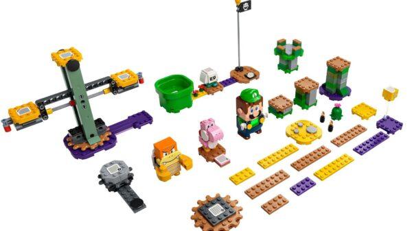 Super Mario LEGO Nintendo
