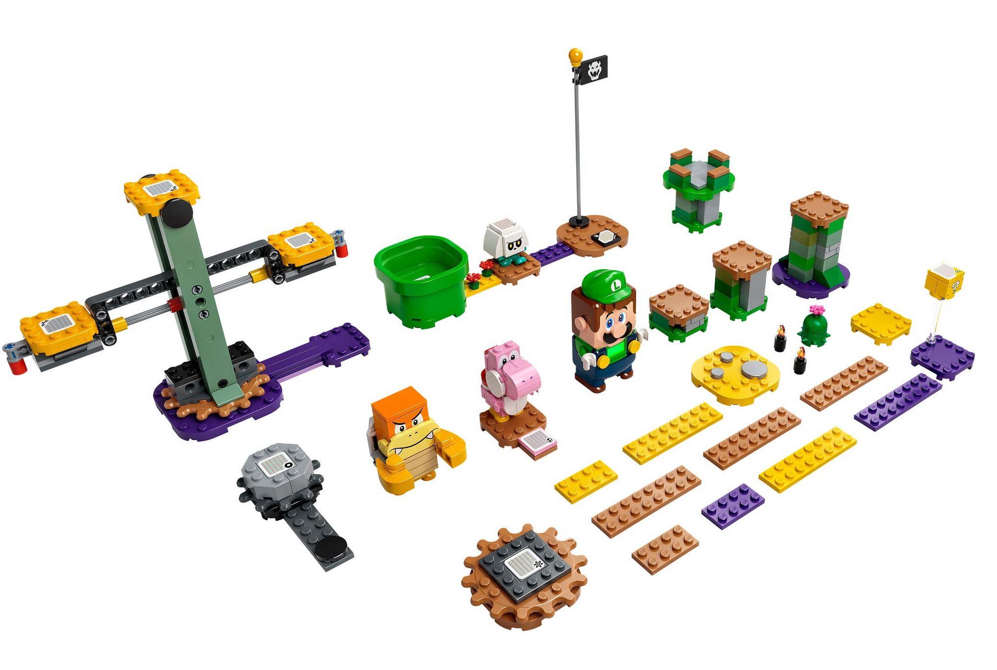 Il nuovo universo di Super Mario di LEGO e Nintendo