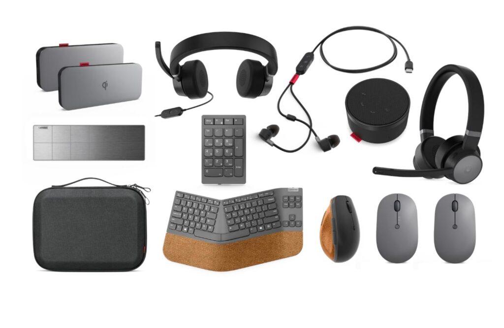 Lenovo Go accessori computer