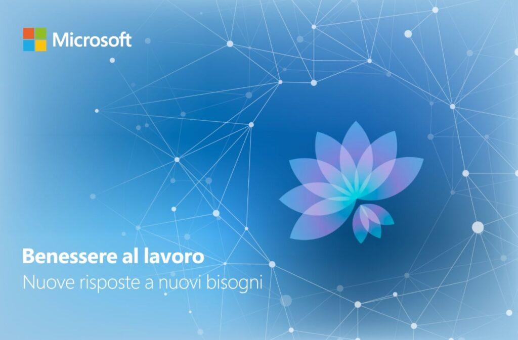 Micosoft iniziativa formazione benessere al lavoro