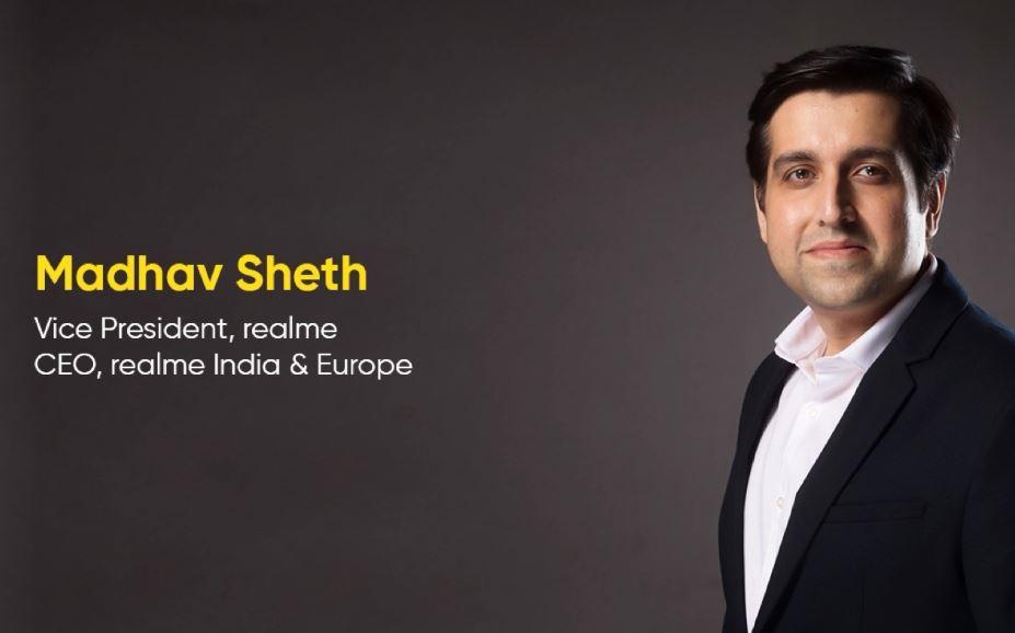 La nuova strategia realme: intervista al VP Madhav Sheth