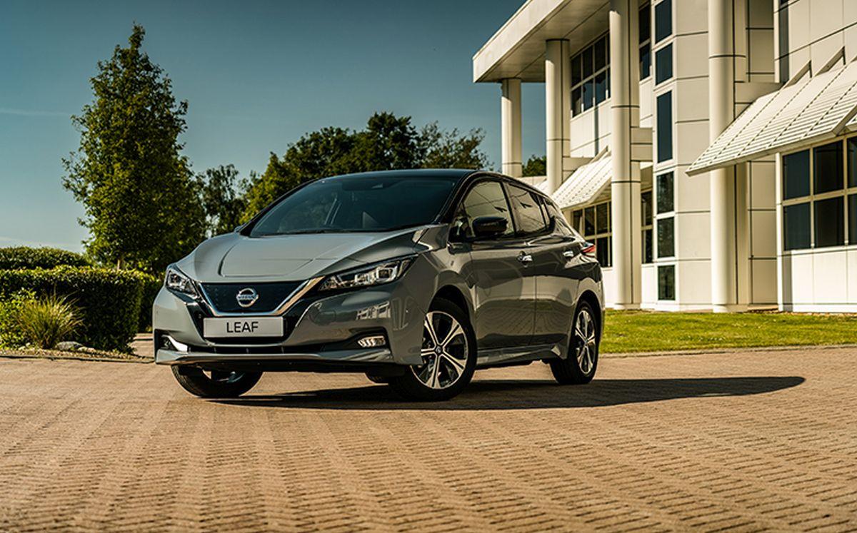 """Nissan LEAF 100% elettrica ora si sente con """"Canto"""""""