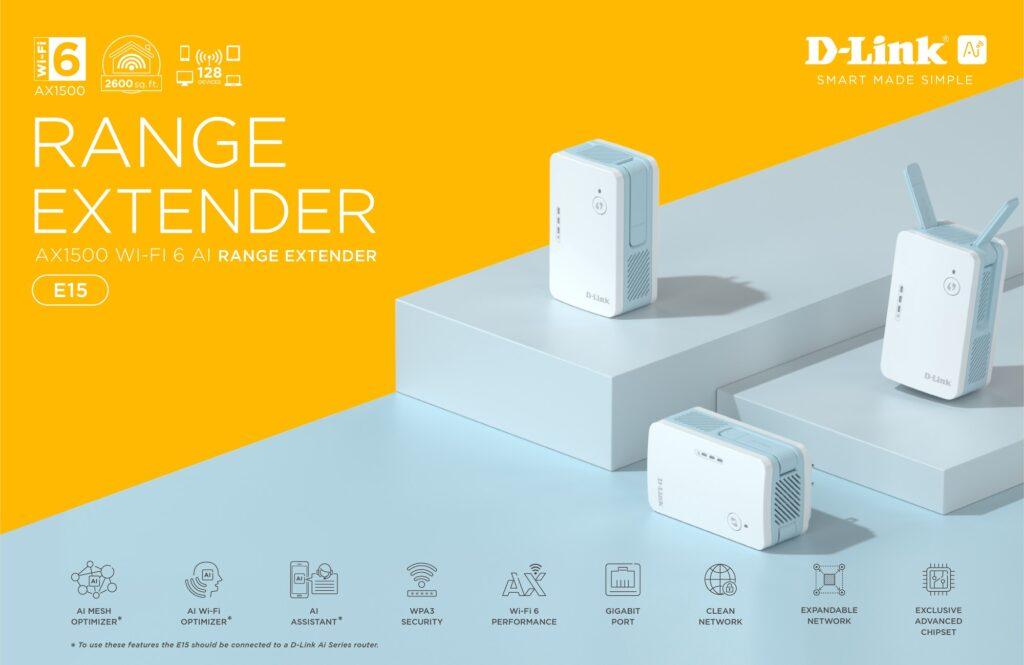 E-link 5G imprese Smart home