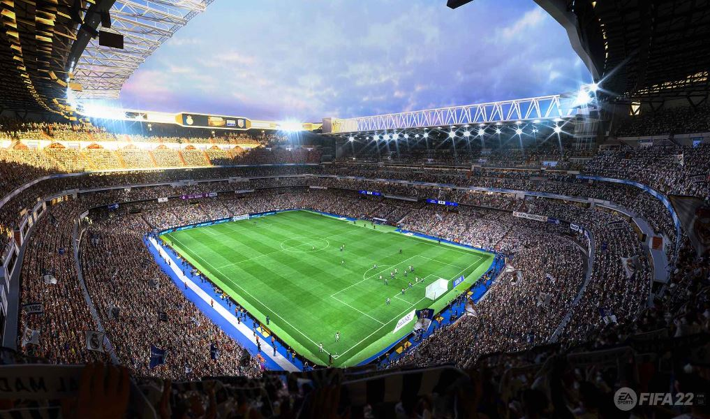 FIFA 22 uscita Mbappè